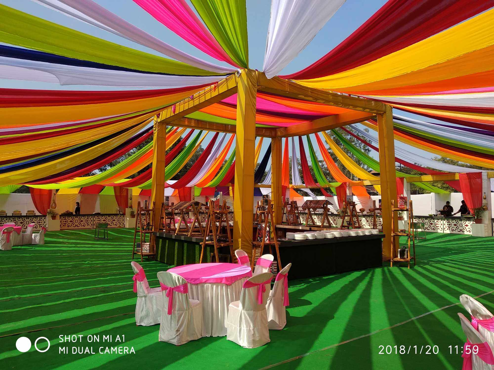 Balloon Decoration in East of Kailash Delhi