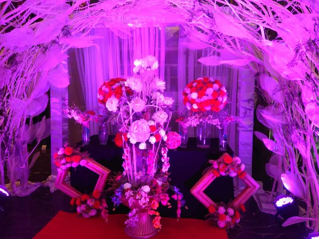 Flower Decoration in Delhi