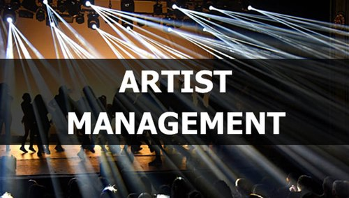Artist Management company in Delhi